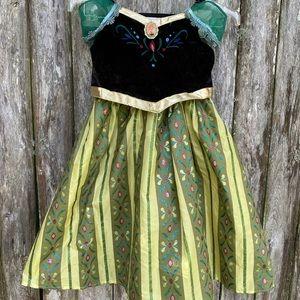 Frozen Anna Coronation gown